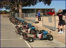 Perth Go Kart hire image